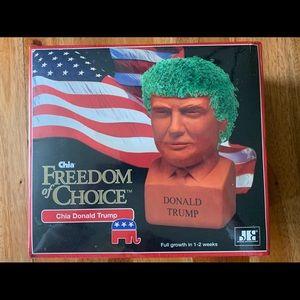 Chia Freedom of Choice Donald Trump
